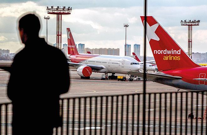 Самолеты авиакомпании NordWind Airlines
