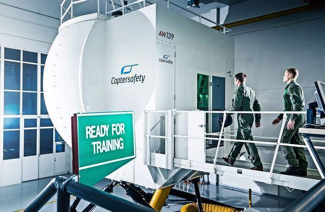 Финский вертолетный центр Coptersafety расширит программу подготовки