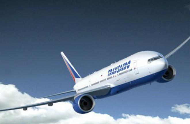 """Пассажиропоток авиакомпании """"Трансаэро"""" в январе 2012 года возрос на 23,2%"""