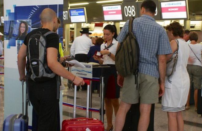"""Авиакомпания """"Трансаэро"""" полетела в Жирону (Испания)"""