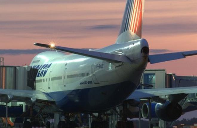 """Авиакомпания """"Трансаэро"""" будет летать летом по 160 направлениям"""