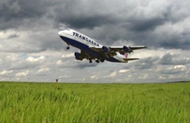"""Авиакомпания """"Трансаэро"""" увеличила выручку на 42%"""