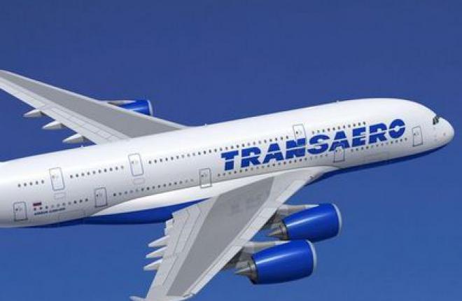 """""""Трансаэро"""" и """"ВЭБ-Лизинг"""" заключили соглашение о лизинге самолетов Airbus A380"""