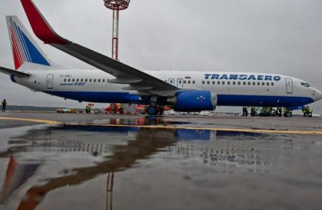 """Авиакомпания """"Трансаэро"""" подписала новое долгосрочное соглашение с компанией Sab"""