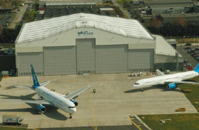 """Авиакомпания """"Трансаэро"""" приобрела станцию технического обслуживания в Ирландии"""