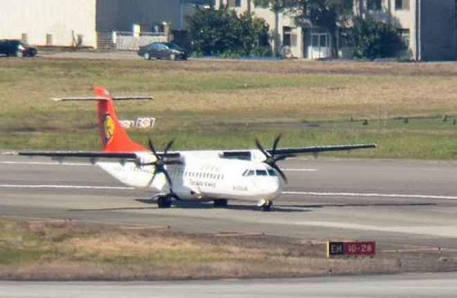На Тайване при посадке разбился самолет авиакомпании TransAsia