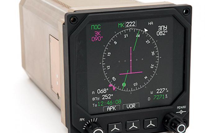 Пилотажно-навигационный прибор ТН-410