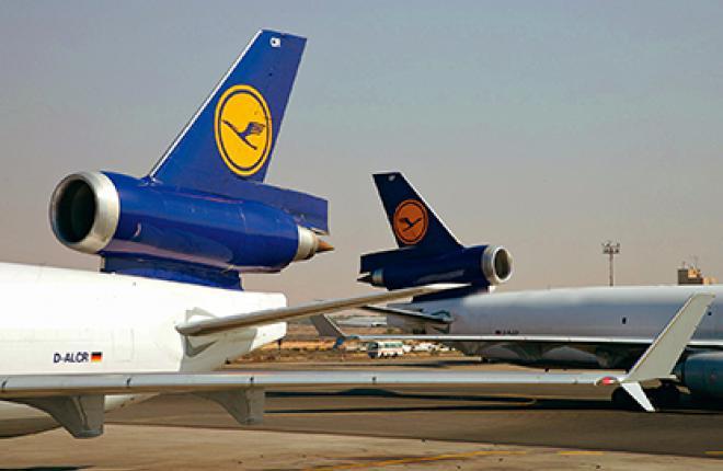 Когда Lufthansa откажется от самолетов MD-11F, технические посадки в России стан
