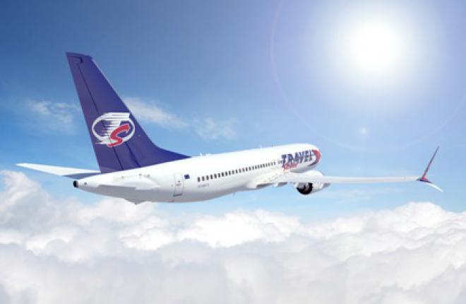 Авиакомпания Travel Service закзала три самолета Boeing 737 MAX