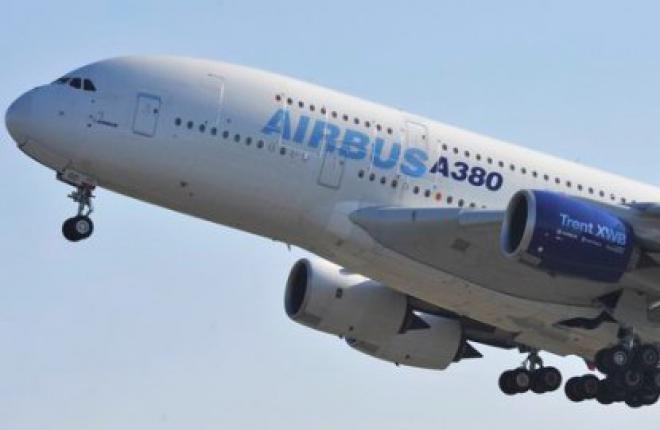 Начались летные испытания двигателя для A350