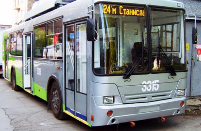 Аэропорт Толмачево и Новосибирск свяжет троллейбус с функцией автономного хода