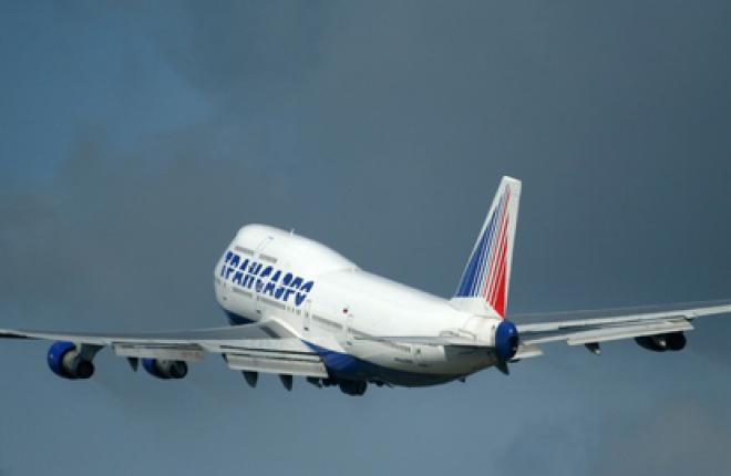 """Авиакомпания """"Трансаэро"""" возобновила полеты в Нью-Йорк"""