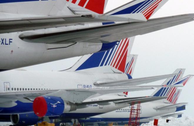 Авиакомпания «Трансаэро» внедрила программу организации процессов техобслуживани