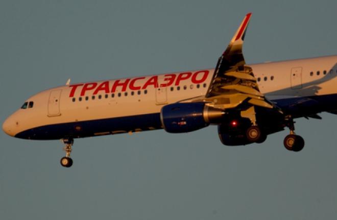 """""""Трансаэро"""" вернет лизингодателю недавно полученные A321"""