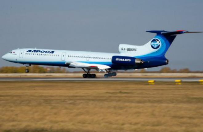 Авиакомпания «Алроса» готова приобрести Sukhoi Superjet 100