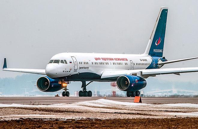 Ту-204-300 НИИ ЦПК