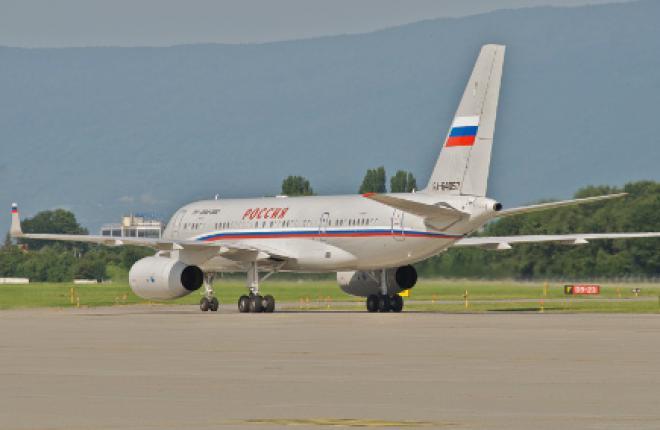 ОАК сделает упор на деловой версии Ту-204/214