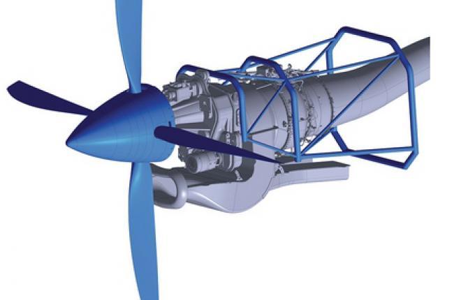 Turbomeca приступила к разработке турбовинтового двигателя