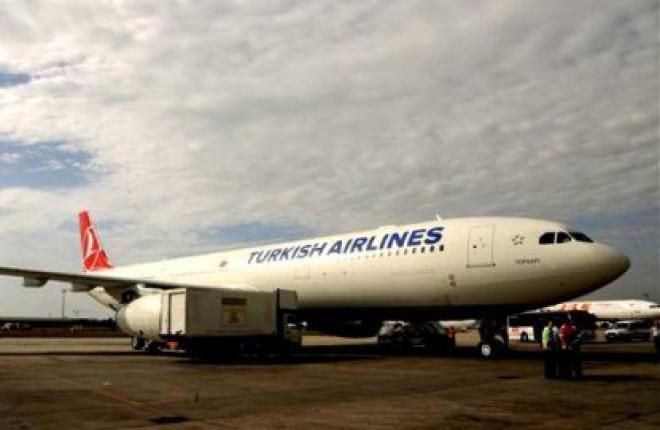 Авиакомпания Turkish Airlines переводит все московские рейсы во Внуково