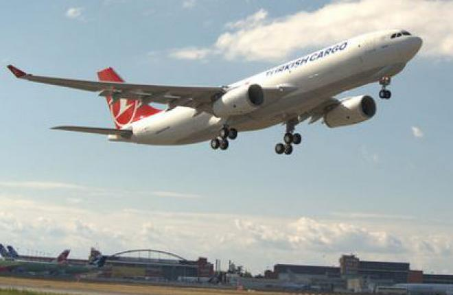 Семейство Airbus A330 в сборе у авиакомпании Turkish Airlines