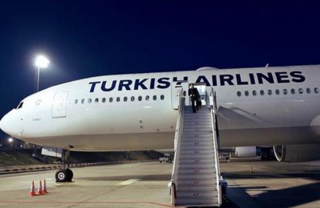 Авиакомпания Turkish Airlines увеличивает частоту рейсов Анкара—Москва