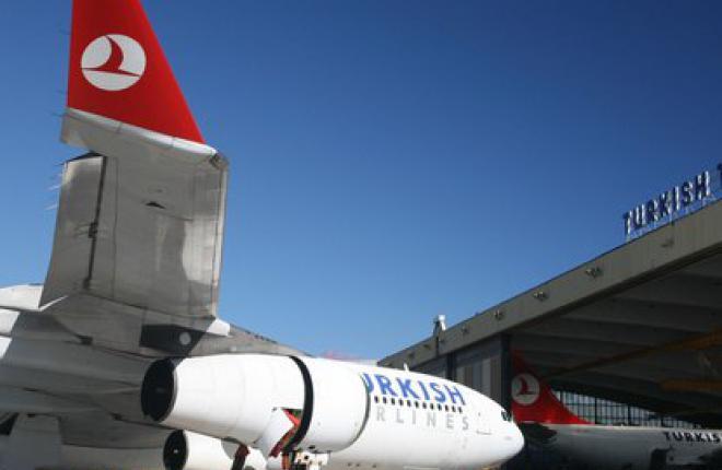 Авиакомпания Turkish Airlines намерена открыть рейс в Харьков