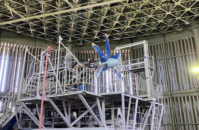 С 2016 г. двигатель ТВ7-117СТ-01 наработал на стенде более 1000 часов :: ATO.RU