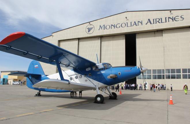 Монгольские авиаторы собираются модернизировать Ан-2 по проекту СибНИА