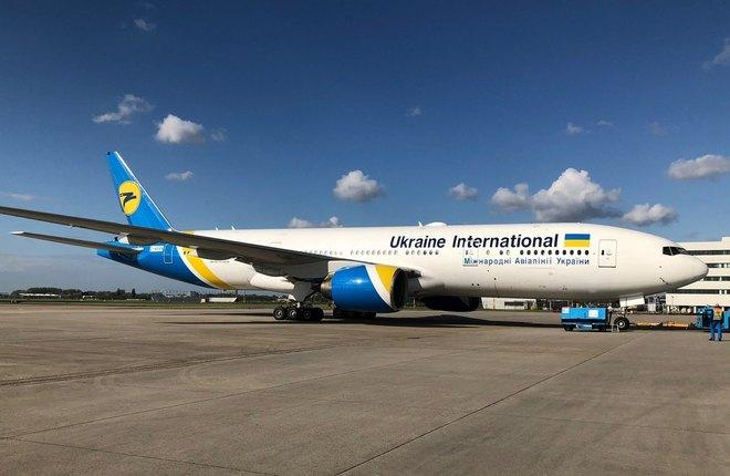 Очередной самолет Boeing 777-200 пополнил флот МАУ