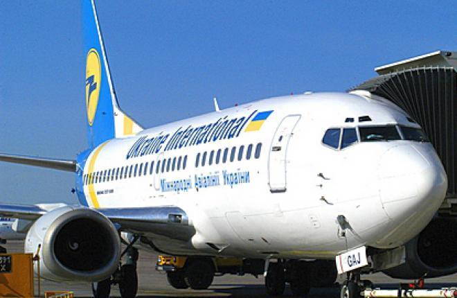 «Международные авиалинии Украины» (МАУ) получила разрешение на рейс в Москву
