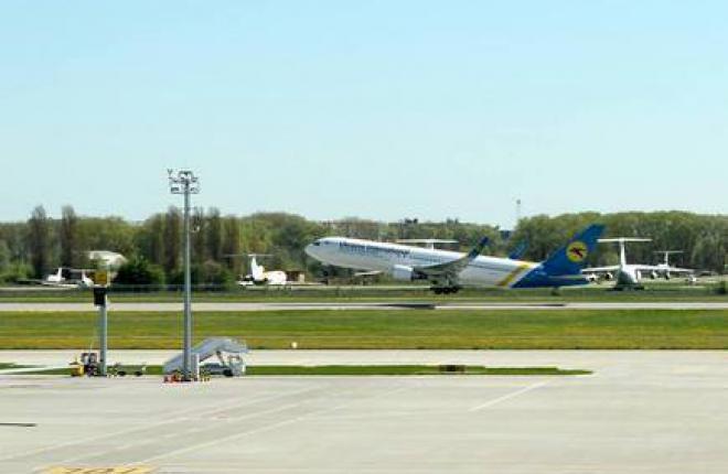 Украина возобновила полеты в США