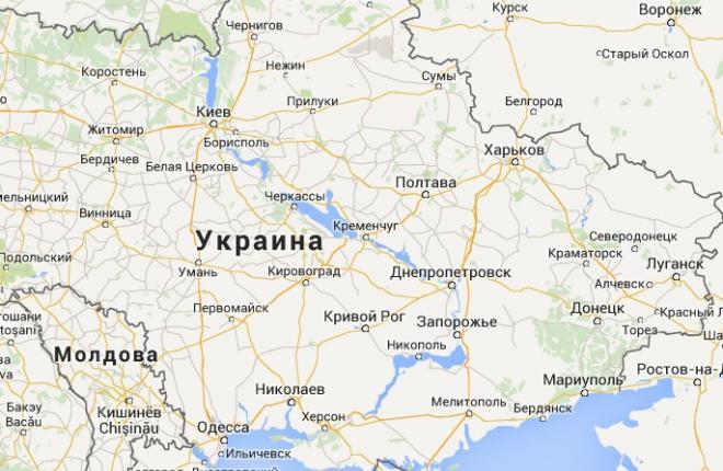 Власти Украины закрыли для полетов три аэропорта