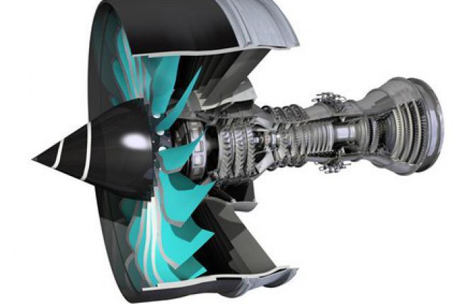 Rolls-Royce утвердила проект редуктора для турбовентиляторного двигателя UltraFan