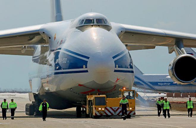 Новые двигатели позволят сделать самолет Ан-124 на 15% экономичнее