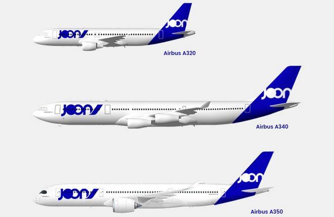 Авиакомпания Air France создаст более бюджетного перевозчика Joon