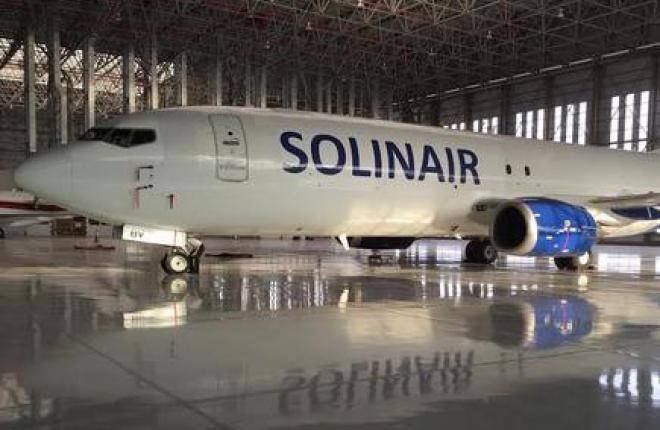 Volga-Dnepr Gulf выполнила первый A-check самолета Boeing 737