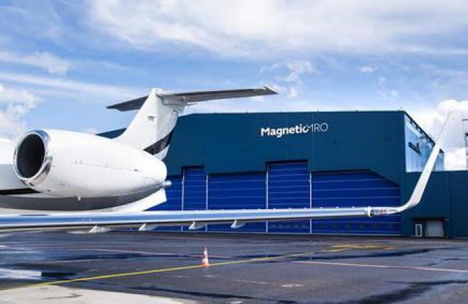 Эстонская компания Magnetic MRO займется покраской самолетов