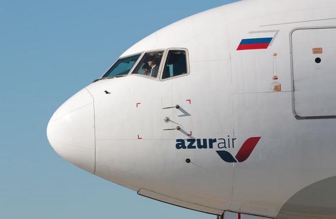 Парк Azur Air пополнился восьмым Boeing 767-300