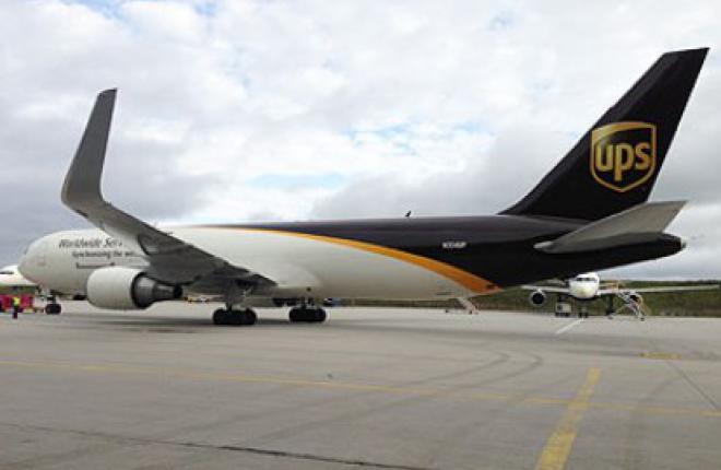 UPS начала устанавливать винглеты на самолеты Boeing 767