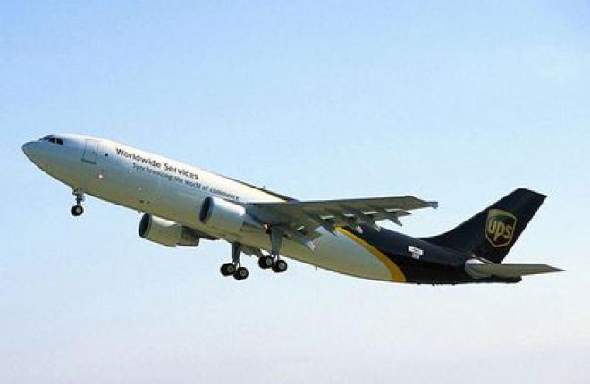 Самолет Airbus A300 авиакомпании UPS потерпел крушение при заходе на посадку