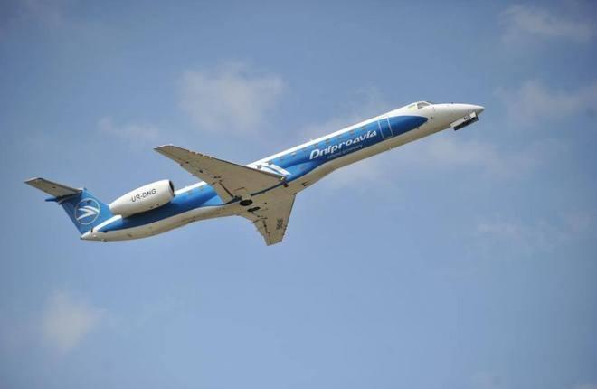 """Авиакомпания """"Днеправиа"""" передала почти все самолеты  в Windrose"""
