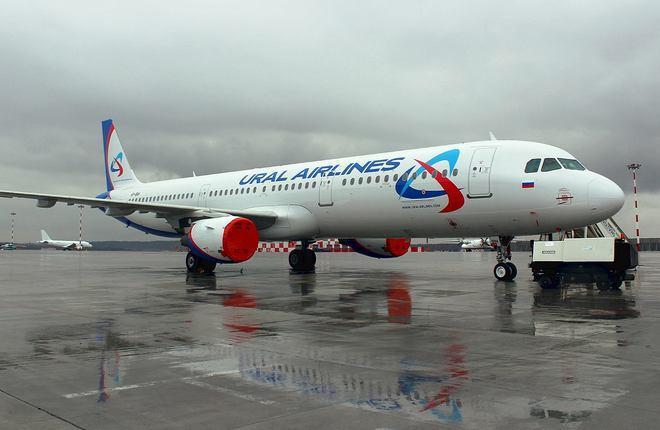 """Флот авиакомпании """"Уральские авиалинии"""" вырос до 45 самолетов Airbus"""