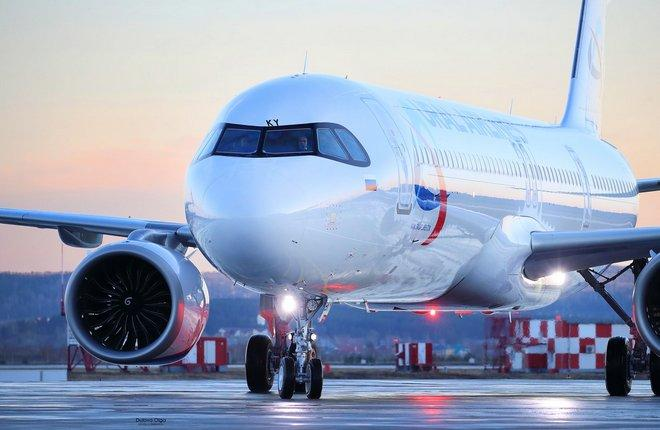 Авиакомпания «Уральские авиалинии» добилась двузначного роста пассажиропотока