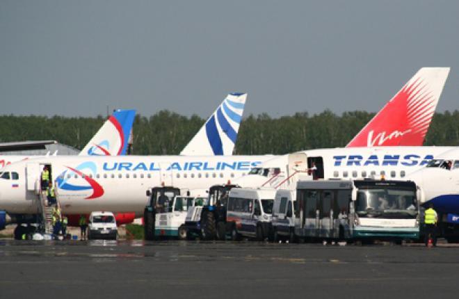 Пассажиропоток российских авиакомпаний возрос на 15,7%