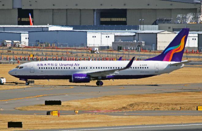 Авиакомпания Urumqi Air станет лоукостером