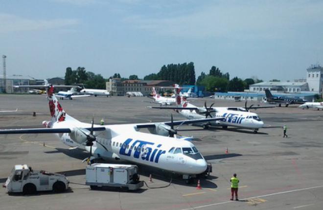 Авиакомпания «ЮТэйр-Украина» получила очередной самолет ATR 72-500