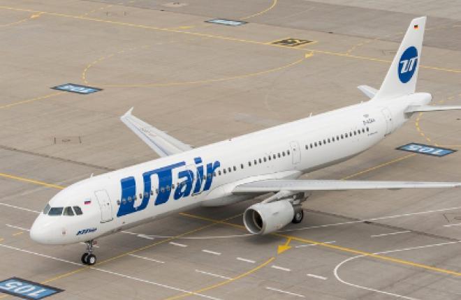 "Самолеты Airbus A321 включены в сертификат эксплуатанта авиакомпании ""ЮТэйр"""