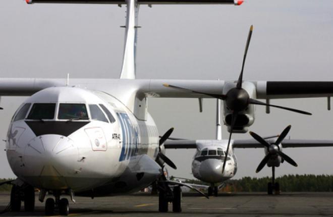 Самолетам ATR разрешили садиться на российский грунт