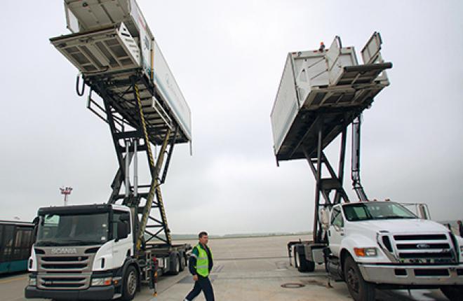 Аэропортовое оборудование непросто отнести к какой-либо из существующих категори
