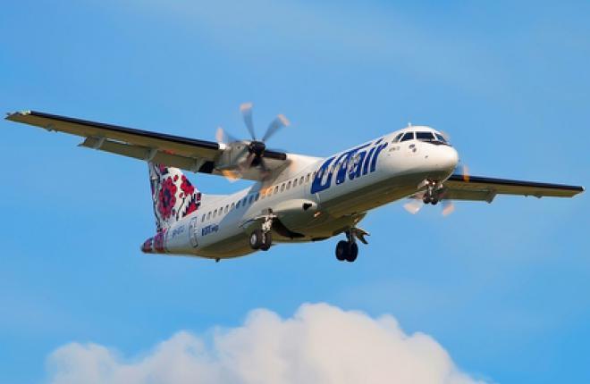 Авиакомпания «ЮТэйр-Украина» будет летать из Киева в Ригу